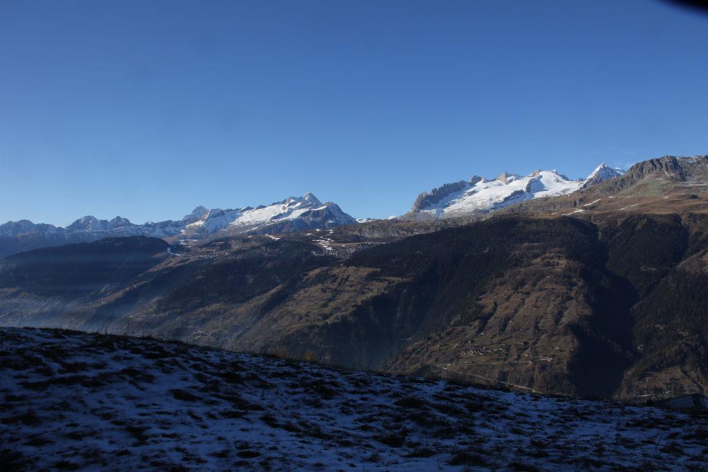 Aletschhorn bis Gärschthorn